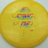 OctoBerg Valkyrie - yellow - rainbow - 172g - 173-0 - somewhat-domey - neutral