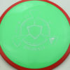 Fireball - green - red - neutron - white - 304 - 154g - 154-2g - super-flat - neutral