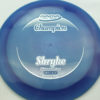 Shryke - Champion - bluepurple - champion - silver - 304 - 175g - 176-0g - neutral - somewhat-stiff