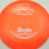 Shryke - Champion - orange - champion - white - 304 - 175g - 175-6g - neutral - somewhat-stiff
