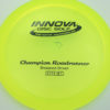 Roadrunner - yellowgreen - champion - black - 304 - 175g - 174-0g - somewhat-domey - somewhat-stiff