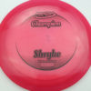Shryke - Champion - redpink - champion - black - 304 - 169g - 168-7g - neutral - somewhat-stiff