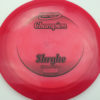 Shryke - Champion - redpink - champion - black - 304 - 167g - 168-1g - neutral - somewhat-stiff