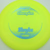 Shryke - Champion - yellow - champion - blue - 304 - 163g - 165-6g - somewhat-domey - neutral