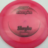 Shryke - Champion - dark-pink - champion - black - 304 - 175g - 175-0g - somewhat-domey - somewhat-stiff