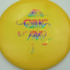 OctoBerg Destroyer - yellow - rainbow - 172g - 173-9g - somewhat-domey - neutral