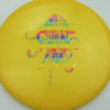 OctoBerg Destroyer - yellow - rainbow - 172g - 173-8g - somewhat-domey - neutral