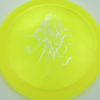 OctoBerg Firebird - yellow - luster-champion - silver-stars - 175g - 176-6g - somewhat-domey - neutral