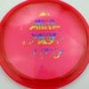 OctoBerg Firebird - redpink - luster-champion - rainbow - 175g - 175-1g - somewhat-domey - neutral