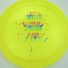 OctoBerg Firebird - yellow - luster-champion - rainbow - 175g - 175-1g - somewhat-domey - neutral