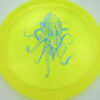 OctoBerg Firebird - yellow - luster-champion - blue - 175g - 175-2g - somewhat-domey - neutral