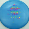 OctoBerg Destroyer - blue - rainbow - 168g - 169-4g - somewhat-flat - neutral