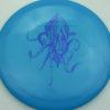 OctoBerg Destroyer - blue - blue-fracture - 175g - 177-3g - neutral - somewhat-stiff