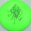 OctoBerg Destroyer - green - black - 175g - 177-2g - neutral - somewhat-stiff