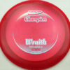 Wraith - redpink - champion - light-blue - 304 - 173-175g-2 - 173-5g - somewhat-domey - neutral