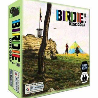 Birdie Disc GOlf. a disc golf board game