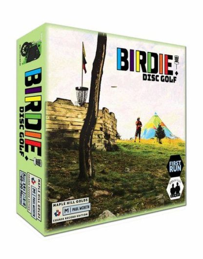 Birdie Disc GOlf. a disc golf board game