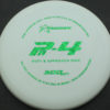 PA4 - white - 300-soft - green-fracture - 304 - 173g - 173-5g - super-flat - somewhat-gummy
