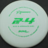 PA4 - white - 300-soft - green-fracture - 304 - 173g - 173-2g - super-flat - somewhat-gummy