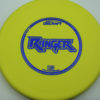 Ringer - yellow - d-line - blue-fracture - 174g - 175-3g - super-flat - somewhat-stiff