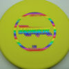 Ringer - yellow - d-line - rainbow - 174g - 174-7g - super-flat - somewhat-stiff