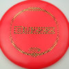 Buzzz - redpink - z-line - goldblack-checkers - 304 - 177g-2 - 176-9g - super-flat - somewhat-stiff