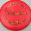 Buzzz - redpink - z-line - goldblack-checkers - 304 - 177g-2 - 177-9g - super-flat - neutral