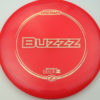 Buzzz - redpink - z-line - gold-dots-mini - 304 - 177g-2 - 178-3g - pretty-flat - somewhat-stiff