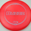 Buzzz - redpink - z-line - light-blue - 304 - 177g-2 - 178-8g - pretty-flat - somewhat-stiff