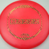Buzzz - redpink - z-line - goldblack-checkers - 304 - 177g-2 - 177-7g - pretty-flat - somewhat-stiff