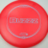 Buzzz - pink - z-line - light-blue - 304 - 177g-2 - 179-2g - pretty-flat - somewhat-stiff