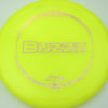 Buzzz - yellow - z-line - gold-dots-mini - 304 - 177g-2 - 180-1g - pretty-flat - somewhat-stiff