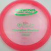 Firebird - Champion - pink - champion - green - 173-175g - 175-1g - somewhat-domey - neutral
