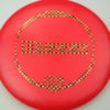 Buzzz - redpink - z-line - goldblack-checkers - 304 - 177g-2 - 177-7g - super-flat - neutral