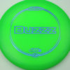 Buzzz - green - z-line - blue-mini-dots-and-stars - 304 - 177g-2 - 177-2g - pretty-flat - somewhat-stiff