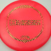 Buzzz - redpink - z-line - goldblack-checkers - 304 - 177g-2 - 178-9g - pretty-flat - somewhat-stiff