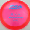 Firebird - Champion - pink - champion - blue - 171g - 171-5g - somewhat-domey - neutral