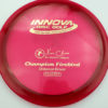 Firebird - Champion - redpink - champion - gold - 171g - 171-4g - somewhat-domey - neutral