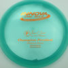 Firebird - Champion - blue - champion - bronze - 173-175g - 175-6g - somewhat-domey - neutral