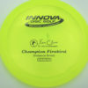 Firebird - Champion - yellowgreen - champion - black - 173-175g - 174-8g - somewhat-domey - neutral