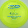 Firebird - Champion - yellowgreen - champion - blue - 173-175g - 174-5g - somewhat-domey - neutral