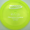 Firebird - Champion - yellowgreen - champion - silver - 173-175g - 174-8g - somewhat-domey - neutral