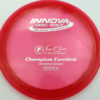 Firebird - Champion - redpink - champion - silver - 173-175g - 175-1g - somewhat-domey - neutral