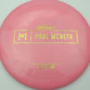 Prototype Hades - gold-dots-mini - 170-172g - 172-8g - somewhat-domey - somewhat-stiff