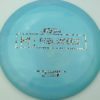 Prototype Hades - silver-leopard - 170-172g - 171-7g - somewhat-domey - somewhat-stiff
