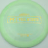 Prototype Hades - gold-dots-mini - 170-172g - 173-2g - somewhat-domey - somewhat-stiff