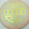Zeus - Paul McBeth - gold-dots-mini - 173-175g - 176-6g - pretty-domey - pretty-stiff