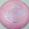 Zeus - Paul McBeth - light-purple-cross-lines - 173-175g - 176-8g - pretty-domey - pretty-stiff