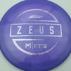 Zeus - Paul McBeth - light-purple-cross-lines - 173-175g - 176-4g - pretty-domey - pretty-stiff