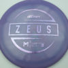 Zeus - Paul McBeth - light-purple-cross-lines - 173-175g - 174-8g - super-domey - pretty-stiff